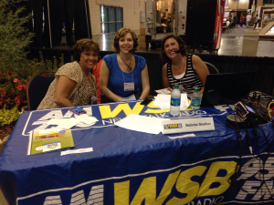 WSB Radio with Lisa and Belinda