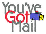 You've got mail logo